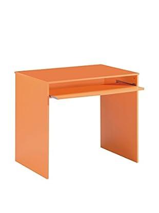 13 Casa Schreibtisch Hugo A7 orange