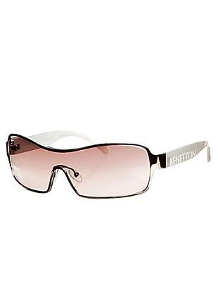 Benetton Sunglasses Gafas de sol BE51603 blanco/dorado
