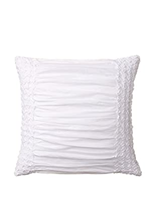Shades of India Geode Pillow Cover, White
