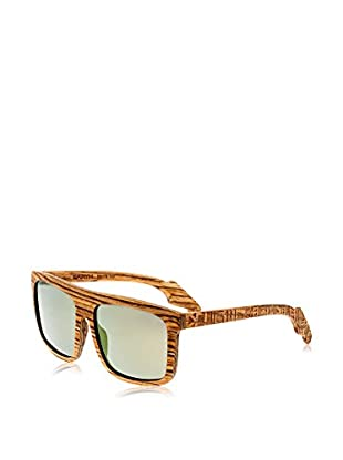 Earth Wood Sunglasses Sonnenbrille Aroa (56 mm) braun