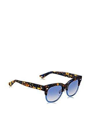 GUCCI Gafas de Sol GG 3744/S X9Z/UY (52 mm) Marrón / Azul