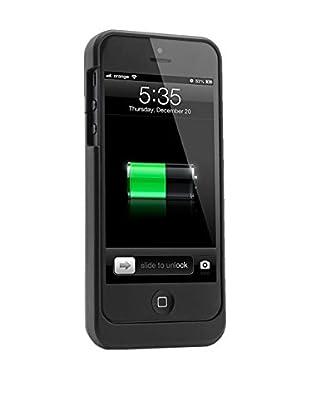 Funda Con Batería 2200Mah iPhone 5 / 5S / 5C Negro