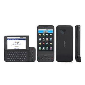 HTC G1 Mobile Phone-Black