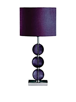 PREMIER Tischlampe lila
