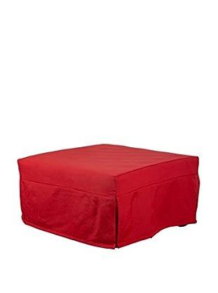Pouf F00040902001 Rosso