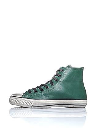 Converse Zapatillas A / S Varvatos Special Leat Hi (Verde)