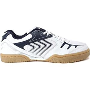 Nivia Children's HY-Court Shoes - White