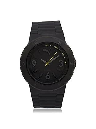 Puma Men's PU103331002 Black Plastic Watch