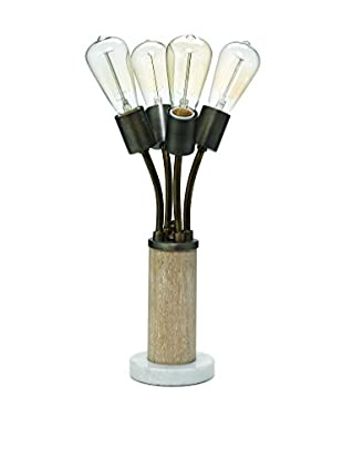 Jamie Young Context Rise Table Lamp, Gunmetal