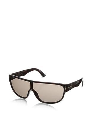 Tom Ford Men's Wagner Sunglasses, Brown
