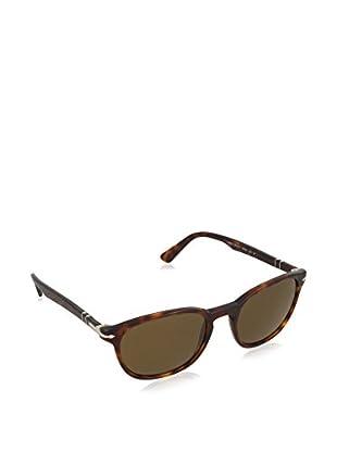 Persol Gafas de Sol Polarized Polarized Mod. 3148S 901557 (53 mm) Havana