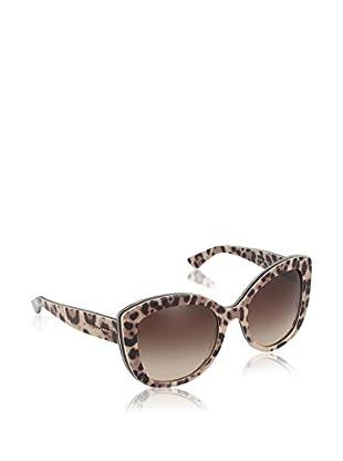 Dolce & Gabbana Gafas de Sol 4233 287013 (53 mm) Leopardo