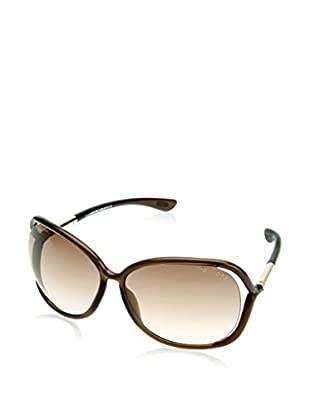Tom Ford Sonnenbrille Raquel (63 mm) braun
