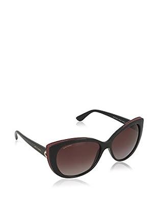 Bulgari Gafas de Sol Polarized 8157BQ 901/ 62 (57 mm) Negro