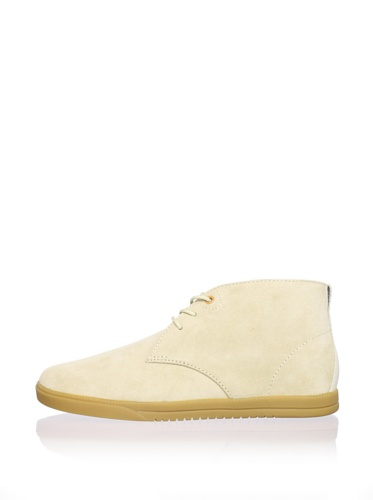 Clae Men's Strayhorn Chukka (Light Camel Suede)