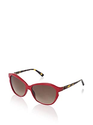 Christian Dior Women's Simply Dior Sunglasses (Red Havana)
