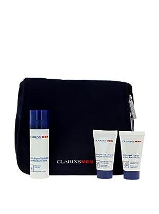 Clarins Kit de Productos de Belleza 4 Piezas Men Hydratation Grooming