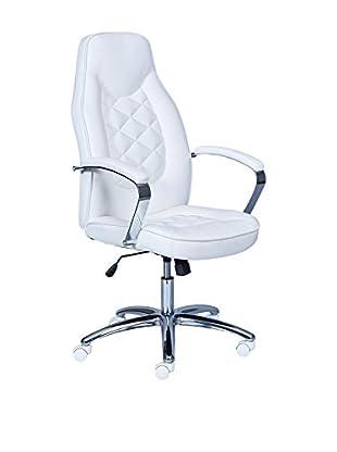 13casa Silla De Oficina Thor A5 Blanco