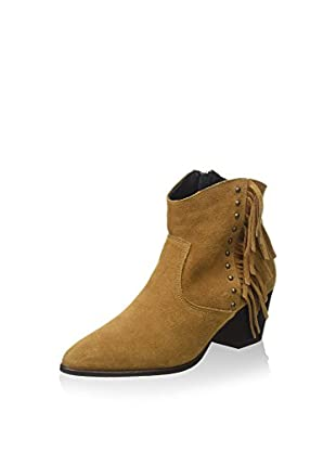 Cortefiel Botines Fringes Ankle Boot