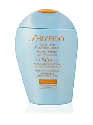 SHISEIDO Loción Solar Wet Force 100 ml