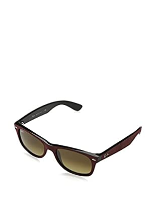 Ray-Ban Gafas de Sol New Wayfarer (58 mm) Burdeos