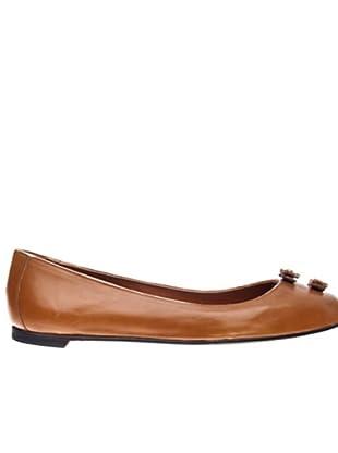 RAS Bailarinas Calf (marrón)