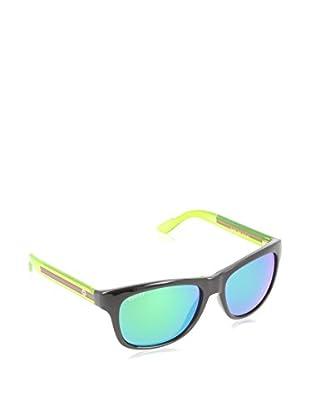 Gucci Sonnenbrille 3709/S Z9 CHQ (54 mm) schwarz