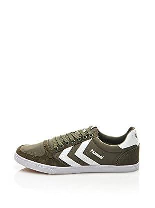 Hummel Sneaker Slim Stadil Canvas Low