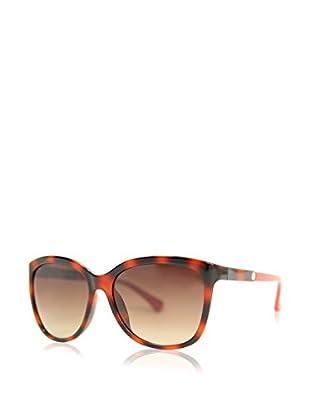 Calvin Klein Sonnenbrille CK-3172S-005 (57 mm) rot/braun