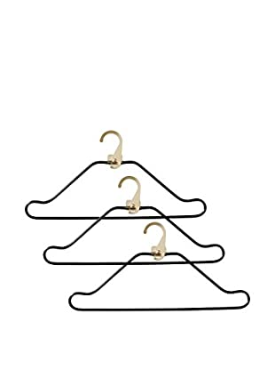 Bric's Milano Set of 3 Suiter Hanger Hooks