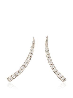 ANDREA BELLINI Ohrringe Gouttes Enchantées Sterling-Silber 925