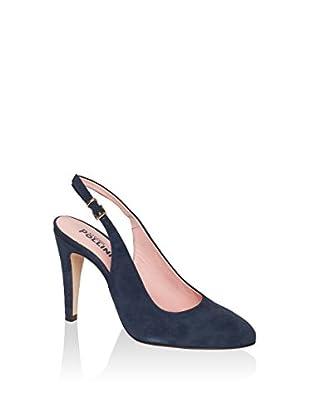 Pollini Zapatos de talón abierto Chanel D.9502 Pedra