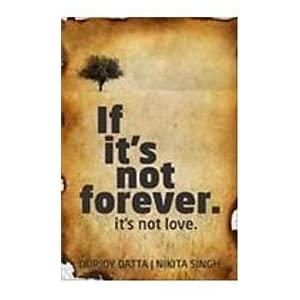 If it's not Forever