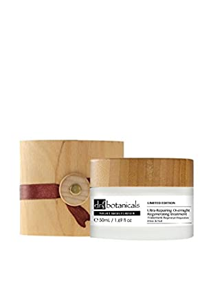 DR BOTANICALS Nachtcreme Ultra-Repair Overnight Regenerating With Wooden Box 50 ml, Preis/100 ml: 53.98 EUR