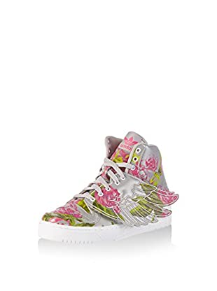 adidas Zapatillas abotinadas Js Wings Floral