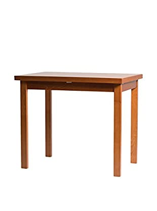 Aeon Euro Home Collection Flex Extendable Dining Table, Cherry