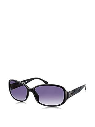 Michael Kors Sonnenbrille Mk-M2844S-001-Eve schwarz