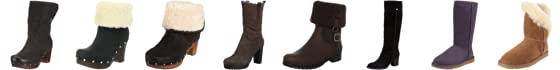 UGG Carnagie 1001317 Damen Fashion Stiefel