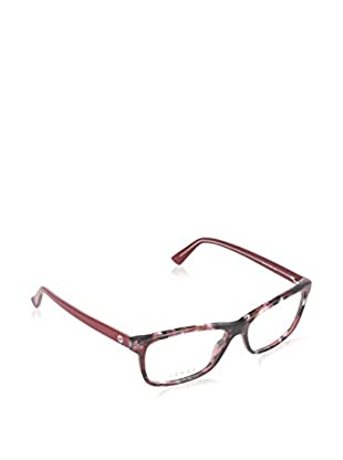 GUCCI Gestell 3723HMW52 (52 mm) bordeaux