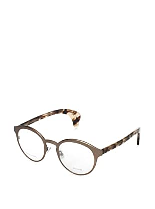 Bottega Veneta Women's BV212 Eyeglasses, Havana/Rose
