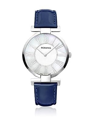 Rodania Swiss Reloj de cuarzo Unisex Tyara 36 mm