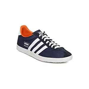 Adidas Originals Women Navy Gazelle Casual Shoes