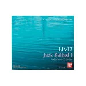 【クリックで詳細表示】LITTLE JAMMER PRO. 専用別売ROMカートリッジ STAGE 02 「LIVE!Jazz BalladI」