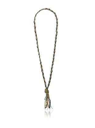 Haute Rebellion Tassel Necklace, Bright