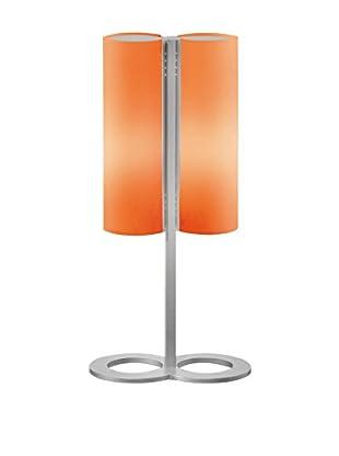 LUCENTE Tischlampe Olympia grau