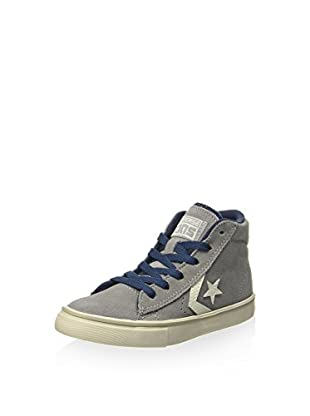 Converse Hightop Sneaker Pro Leather Vulc Mid Suede