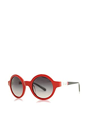 MOSCHINO LOVE Sonnenbrille 50103 (48 mm) rot