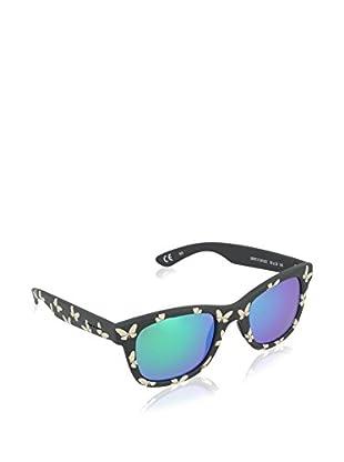 Italia Independent Sonnenbrille 0090T.FLW.032FLW.03250 (50 mm) schwarz/creme