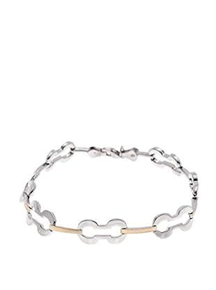 Gold & Diamonds Armband Greene silberfarben/goldfarben