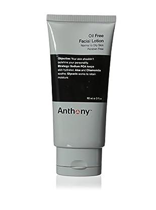 Anthony Logistics Oil Free Facial Lotion, 3 oz/90ml